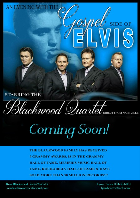 Elvis Gospel Experience